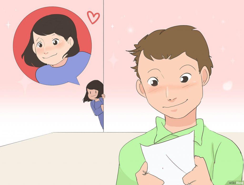 cách nhận biết con trai thích mình